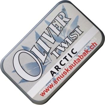 Oliver Twist Arctic Tabakpastillen