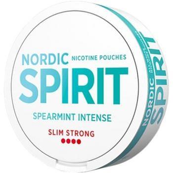 Nordic Spirit Spearmint Intense Snus