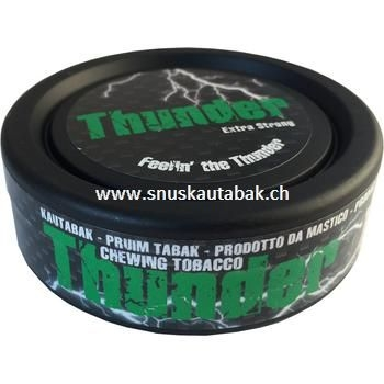Thunder Wintergreen Kautabak