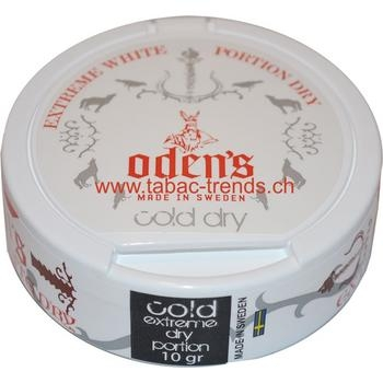 Odens Cold Extrem White Dry Portion