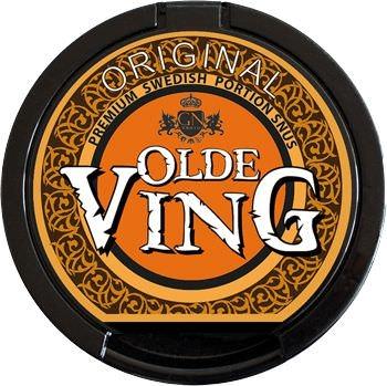 Olde Ving Original Snus