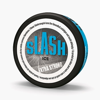 Slash ICE Lutschtabak Extra Strong