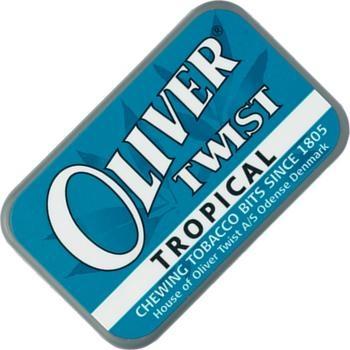 Oliver Twist Tropical Bits