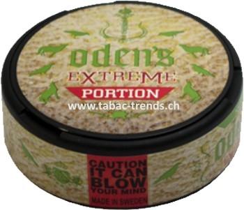 Odens Melon Extreme Kautabak (Snus)