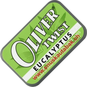 Oliver Twist Eucalyptus Kautabak