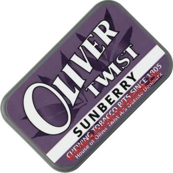 Oliver Twist Sunberry Tabak Pastillen