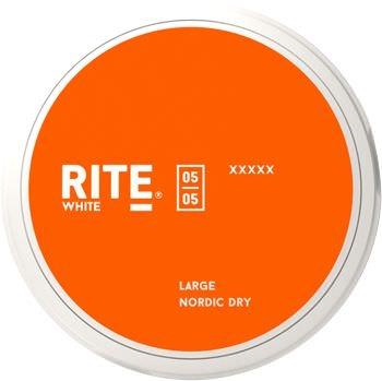 RITE Nordic Dry Snus