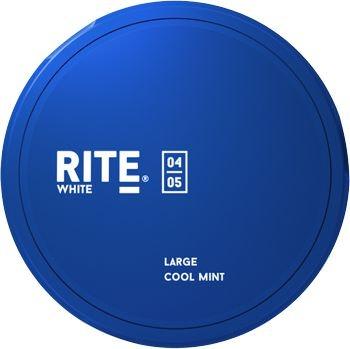 RITE Cool Mint Snus