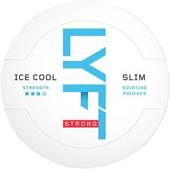 Lyft Ice Cool Strong Slim Snus