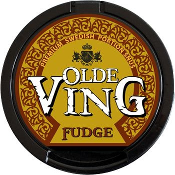 Olde Ving Fudge Snus