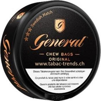 General Chew Bags Original Sweden